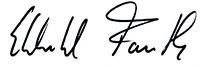 Unterschrift Bürgermeister